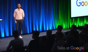 Ramit speaks at Google