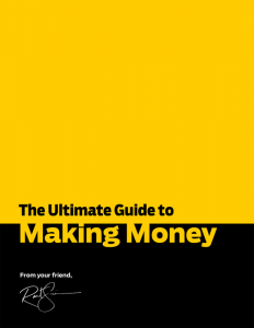 Ultimate Guide To Making Money Cover