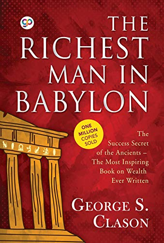 Richest Man In Bablyon By George S. Clason Book Cover