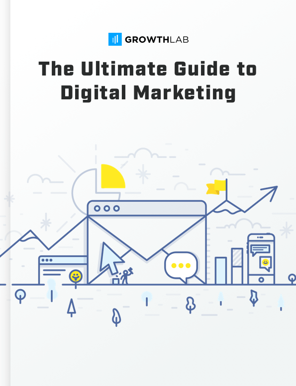 The Ultimate Guide To Digital Marketing PDF Cover Small