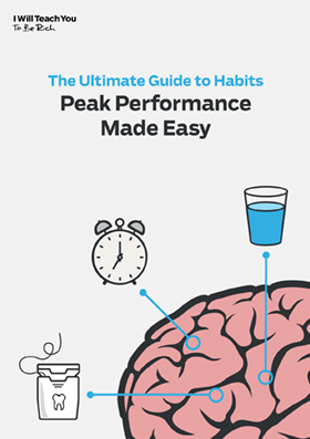 The Ultimate Guide To Habits Peak Performance Made Easy