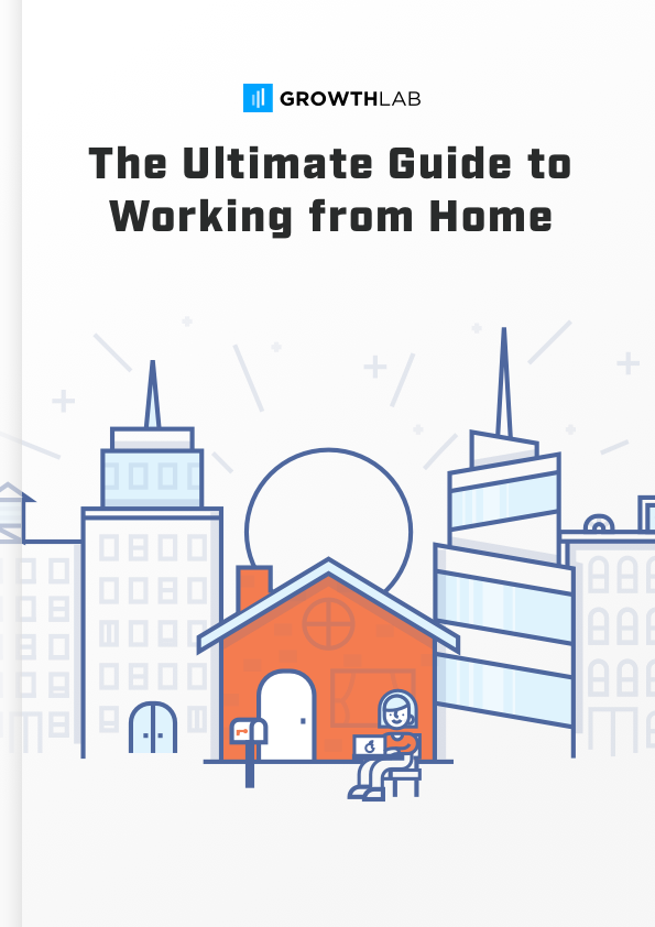 The Ultimate Guide To Working From Home Pdf Cover